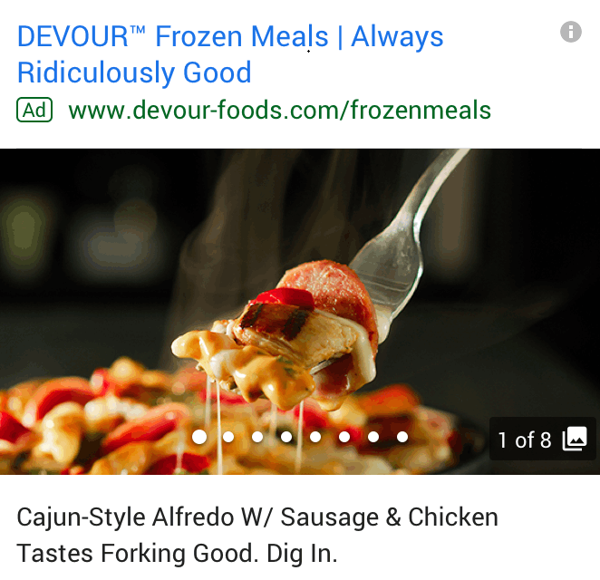 Google komt met galerijadvertenties: val op met visuele content