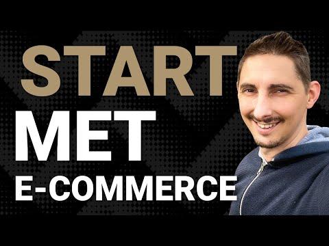 5 Redenen Om Te Starten Met E-COMMERCE