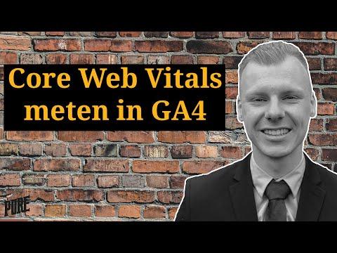 Core Web Vitals meten in Google Analytics 4 via Google Tag Manager – Een Pure Handleiding