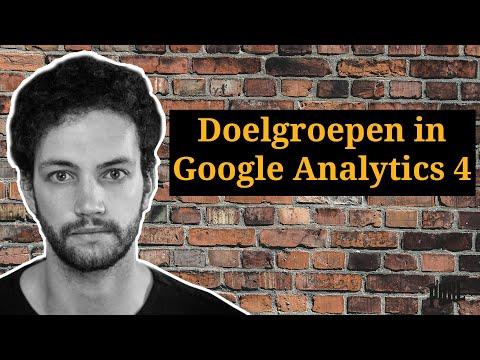Haal het maximale uit doelgroepen in Google Analytics 4 – Een Pure Handleiding