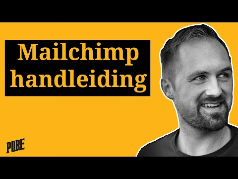 Mailchimp handleiding Nederlands: Beginnen met e-mailmarketing – Een Pure Handleiding