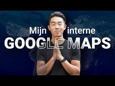 Mijn Interne Google Maps | Motivational | Jia Ruan