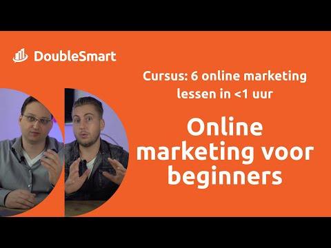 Online marketing voor beginners: In 6 stappen aan de slag (2021 | Nederlands)