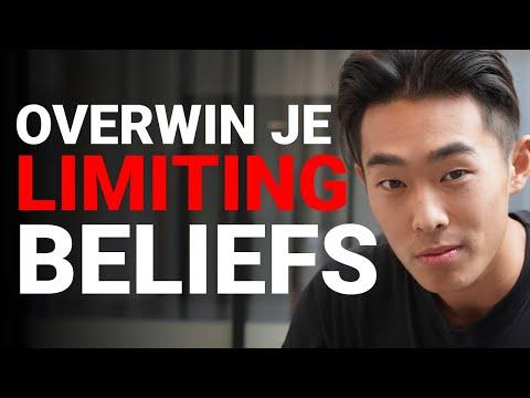 Overwin Je LIMITING BELIEFS   Motivational   Jia Ruan