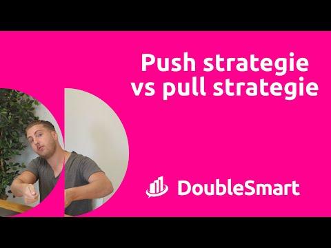 Push strategie vs Pull strategie: De beste aanpak voor 90% van de bedrijven.