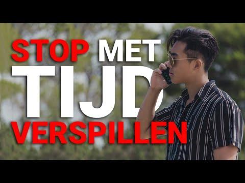 STOP Met Tijd Verspillen | Motivational | Jia Ruan
