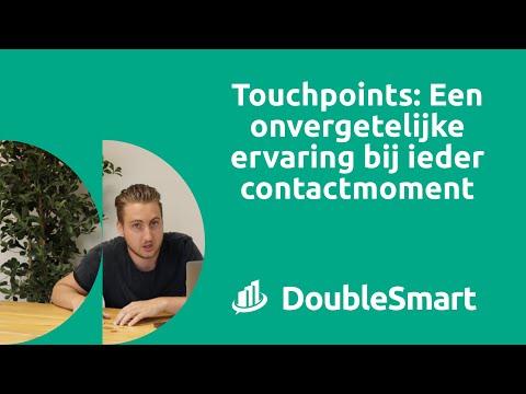 Touchpoints: 9 manieren voor een ultieme ervaring in ieder contactmoment