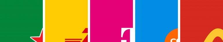 logo kleurpsychologie merken