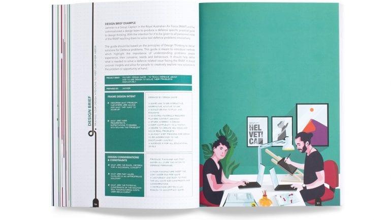 design brief example