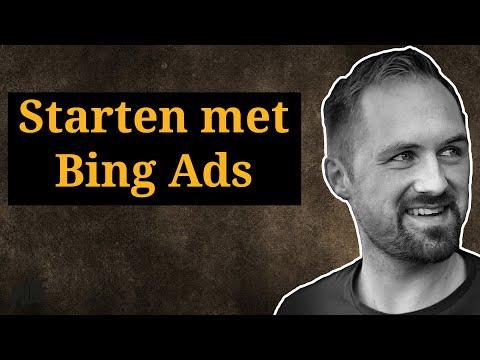 Microsoft Bing Ads inzetten? Dit is waarom! – Starten met Microsoft Bing Ads – Een Pure Keukensessie