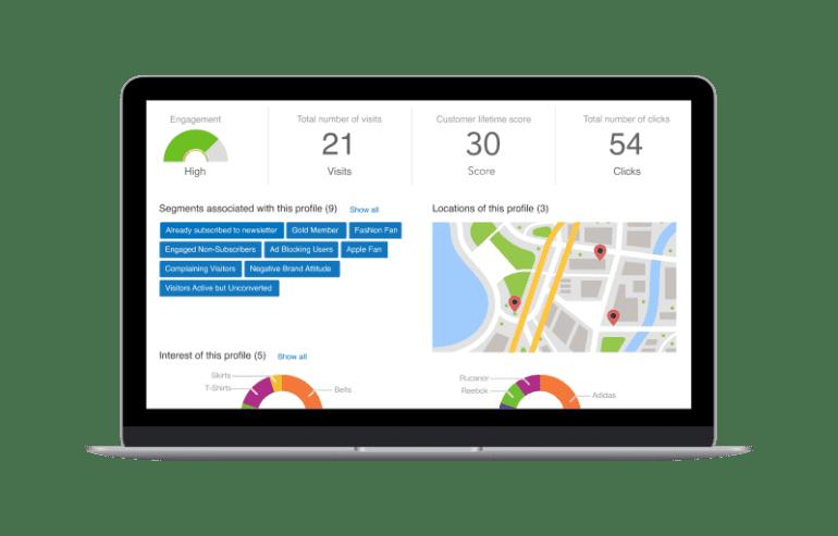 Unified Customer Profile